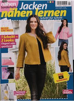 Zeitschriften für Mode zum Selbernähen Abo ▷ Zeitschriften