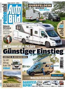 Autobild Reisemobil Abo Magazin