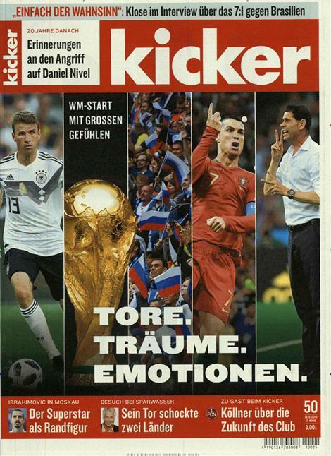 Kicker Cover