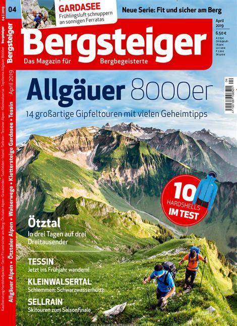 Bergsteiger-Abo