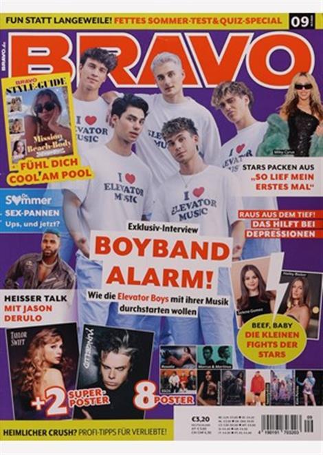 Cover der Bravo