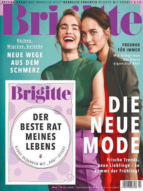 Brigitte kostenlos mit foto testen frisuren eigenem VIRTUALHAIR