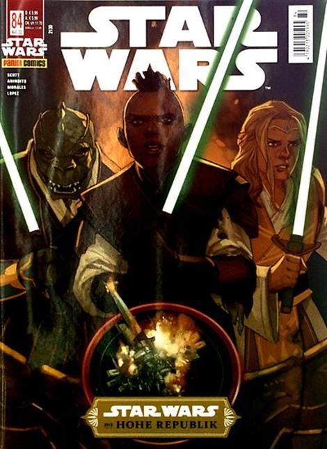 Star Wars Origin Cover