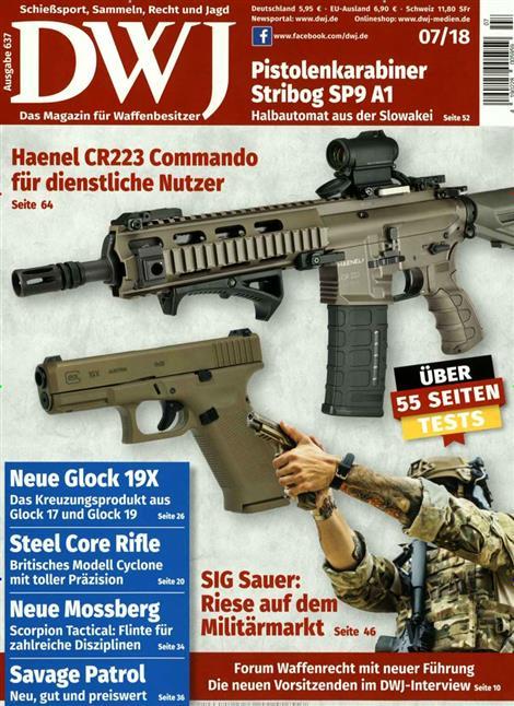 Deutsches-Waffen-Journal-Abo