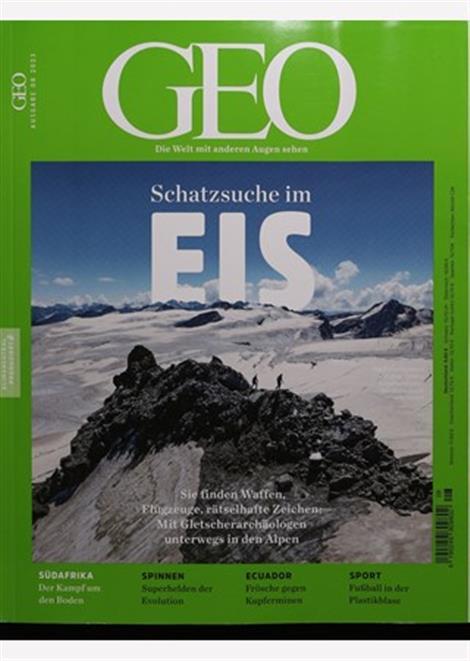 Das Cover der GEO