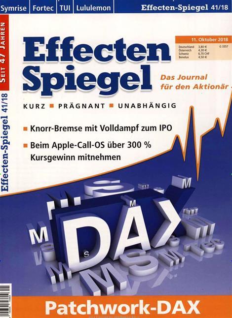 Effecten-Spiegel-Abo