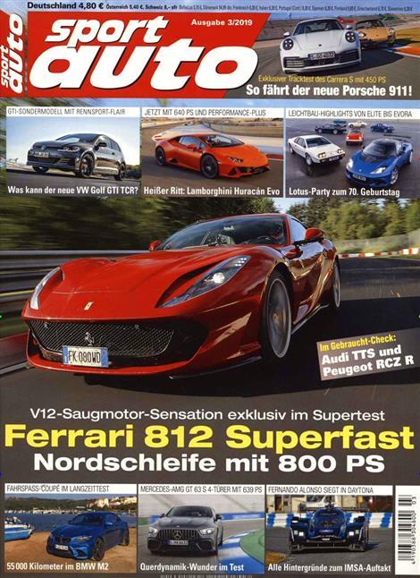 Sport-Auto-Abo