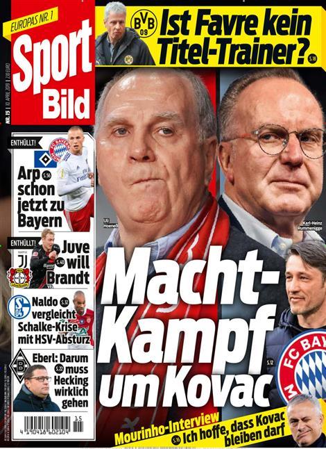 Cover Sport Bild
