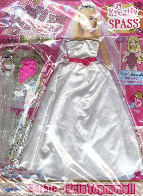 ▷ Barbie Kreativspass Abo ▷ Barbie Kreativspass Probe-Abo ...
