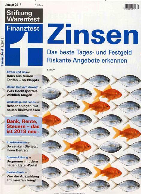 Finanztest-Abo