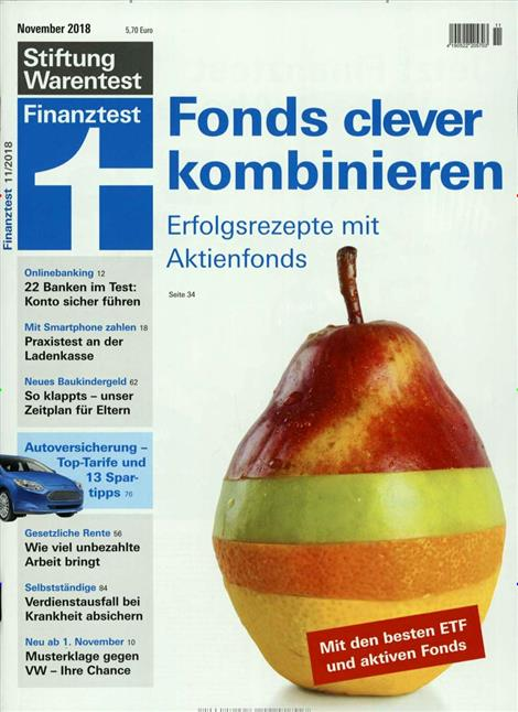 Finanztest-Abo
