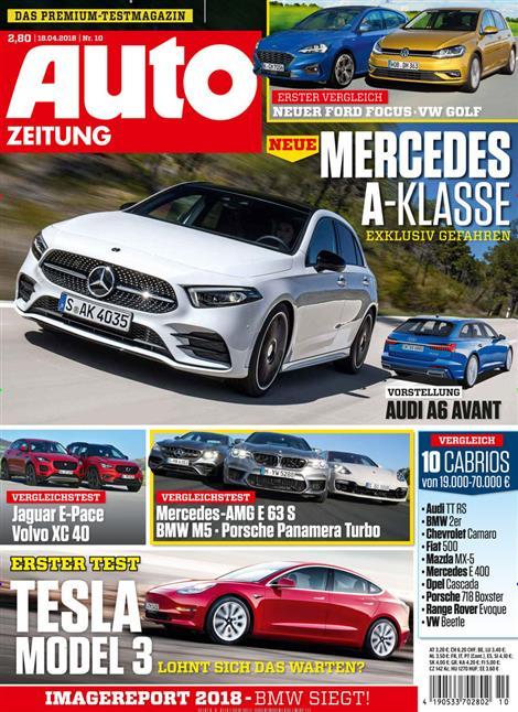 Auto-Zeitung-Abo