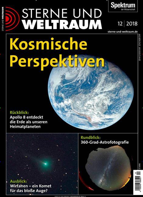 Sterne-und-Weltraum-Abo