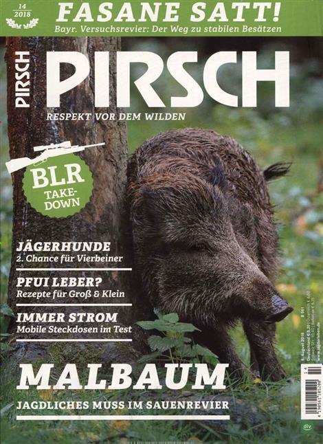 Pirsch-Abo