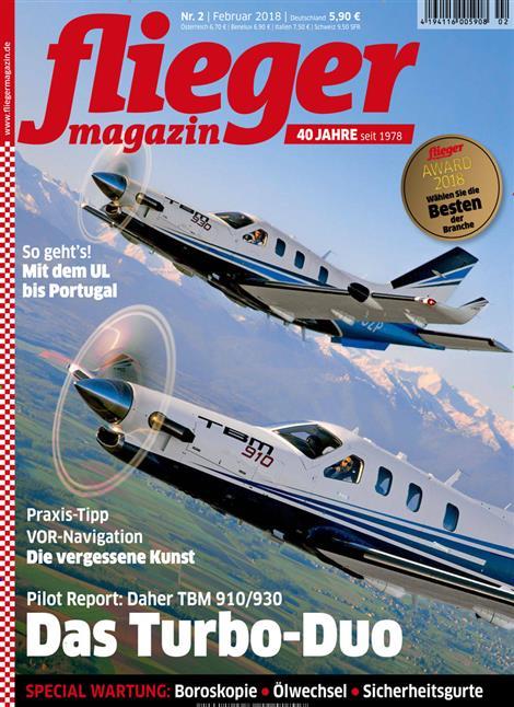 Flieger-Magazin-Abo