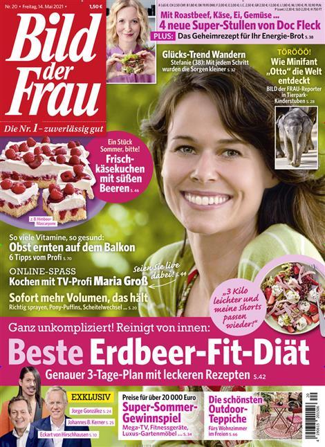 Das Cover der Bild der Frau