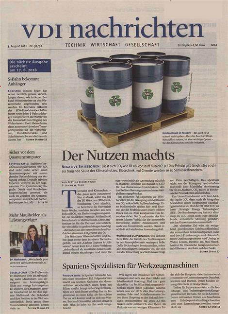 VDI-Nachrichten-Abo