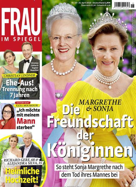 Frau-im-Spiegel-Abo