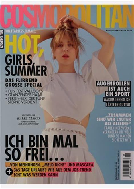 Cover der Cosmoploitan