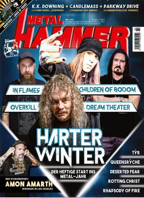 Metal-Hammer-Abo