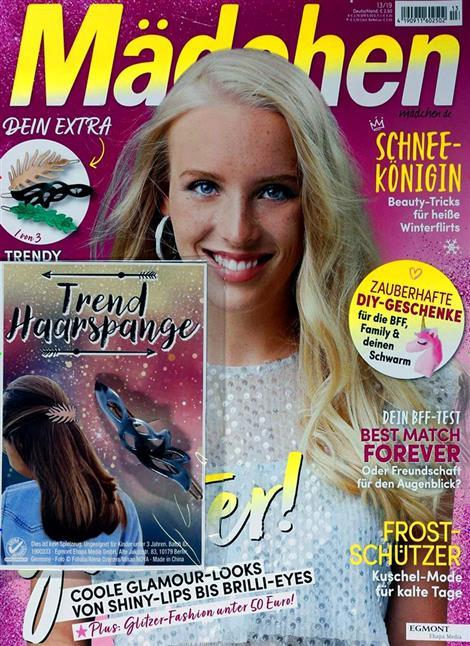 Mädchen   Cover