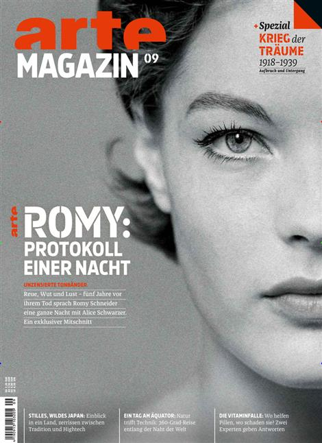 Arte-Magazin-Abo