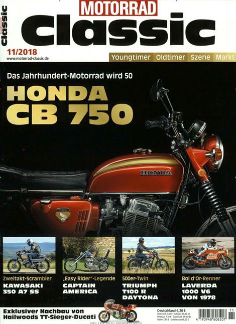 Motorrad-Classic-Abo