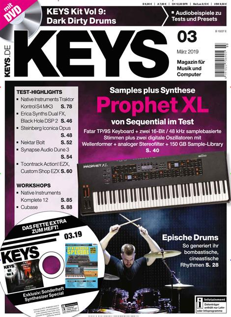 Keys-Abo