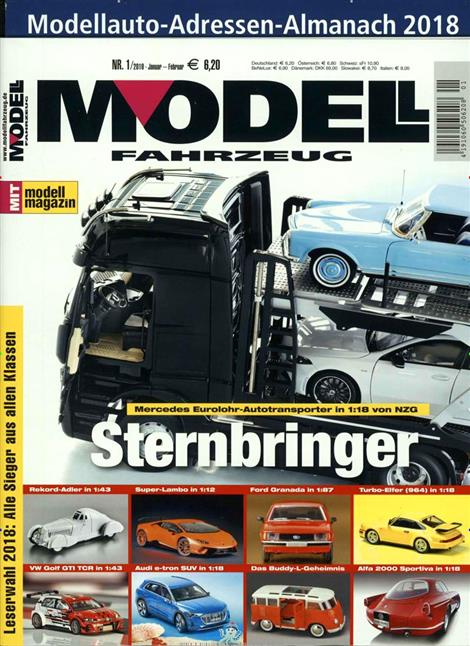 Modell-Fahrzeug-Abo