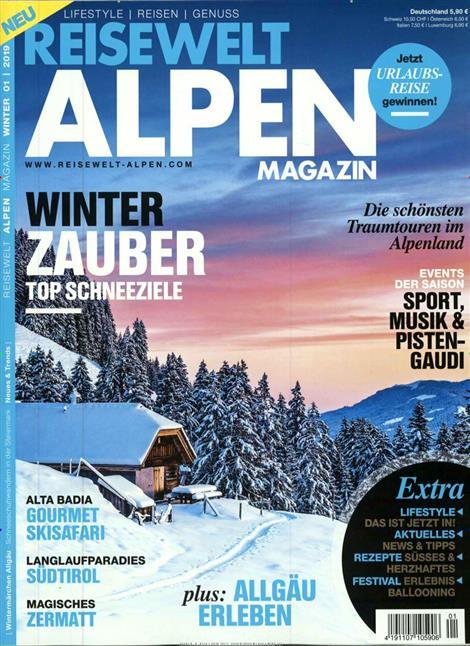 Reisewelt-Alpen-Magazin-Abo
