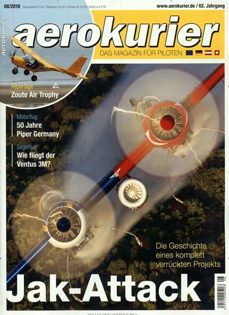 Aerokurier-Abo