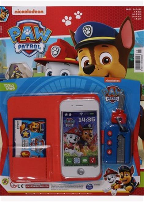 Cover des Magazins Pas Patrol