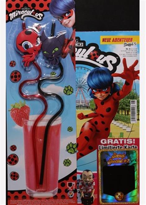 Cover der Zeitschrift Miraculous