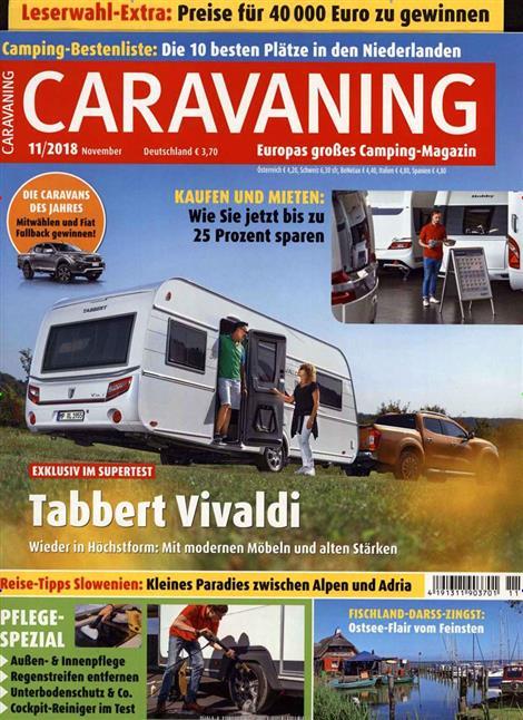 Caravaning-Abo