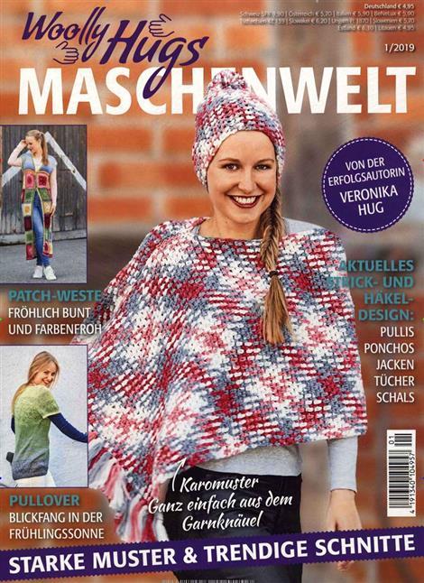Woolly Hugs Maschenwelt Abo Woolly Hugs Maschenwelt Probe Abo