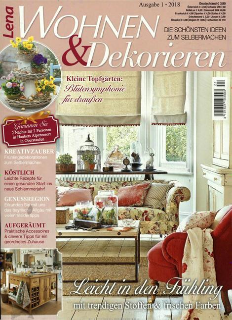 lena wohnen dekorieren abo lena wohnen dekorieren probe abo lena wohnen dekorieren. Black Bedroom Furniture Sets. Home Design Ideas
