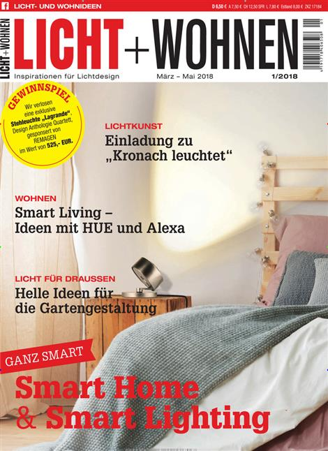 licht wohnen abo licht wohnen probe abo licht wohnen geschenkabo bei presseplus. Black Bedroom Furniture Sets. Home Design Ideas