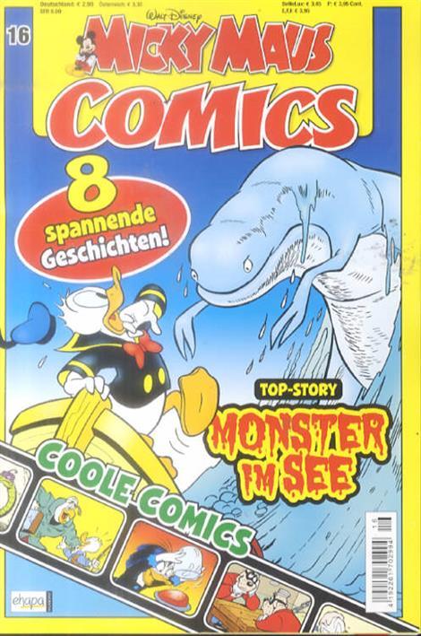 Micky-Maus-Comics-Abo