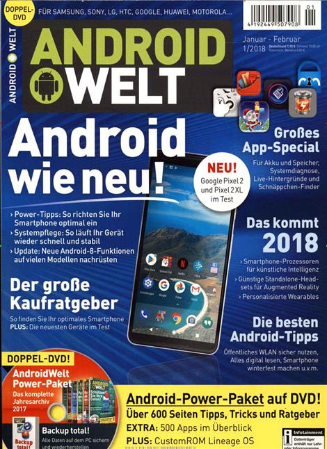 Android-Welt-Abo