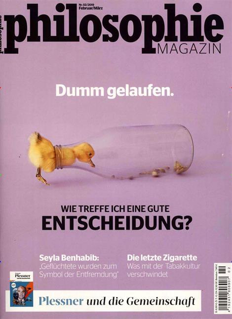 Philosophie-Magazin-Abo