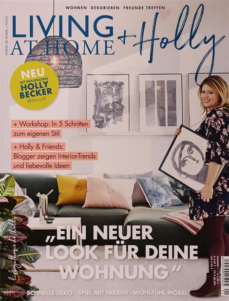 living at home holly abo living at home holly probe abo living at home holly geschenkabo. Black Bedroom Furniture Sets. Home Design Ideas