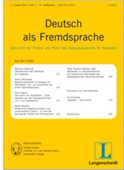 Deutsch-als-Fremdsprache-Abo