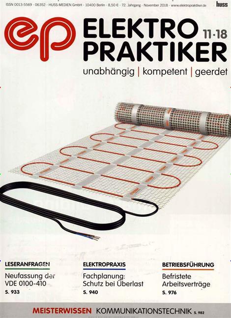 Elektropraktiker-Abo