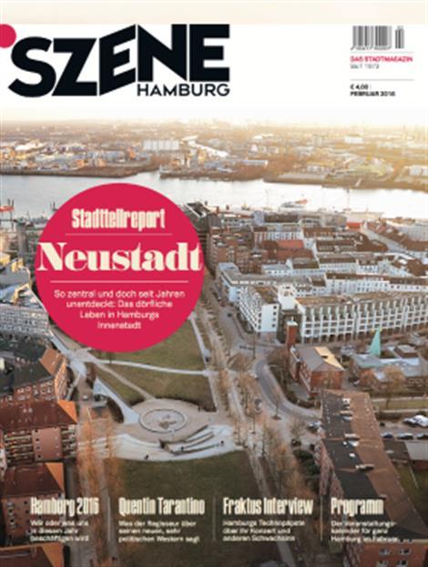 Szene-Hamburg-Abo