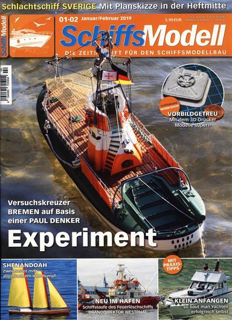 Schiffsmodell-Abo