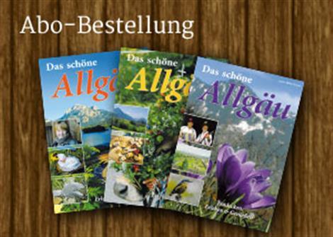 Schönes Landleben Zeitschrift schönes allgäu abo schönes allgäu probe abo schönes allgäu