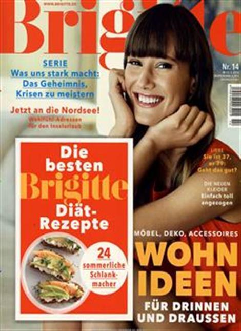 Brigitte Geschenkabo brigitte abo brigitte probe abo brigitte geschenkabo bei