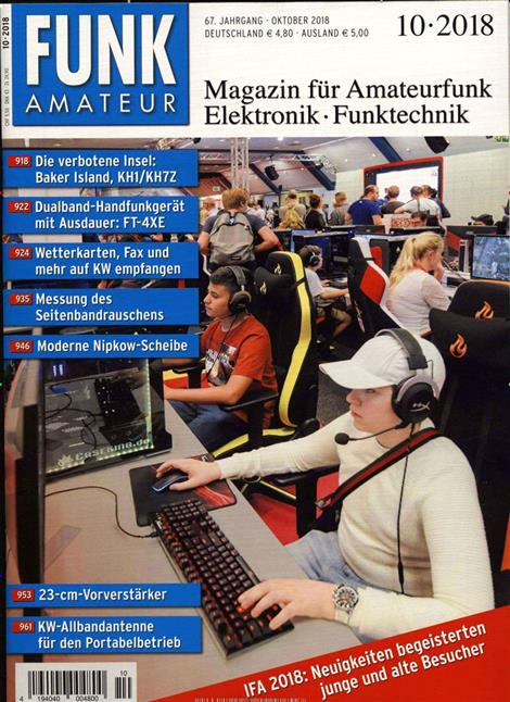 Funkamateur-Abo