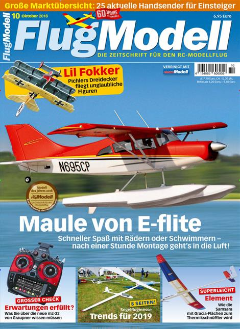 FlugModell-Abo