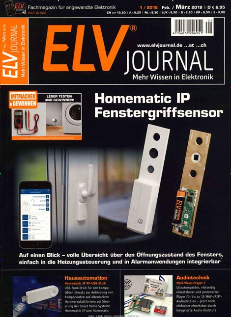 ELV-Journal-Abo